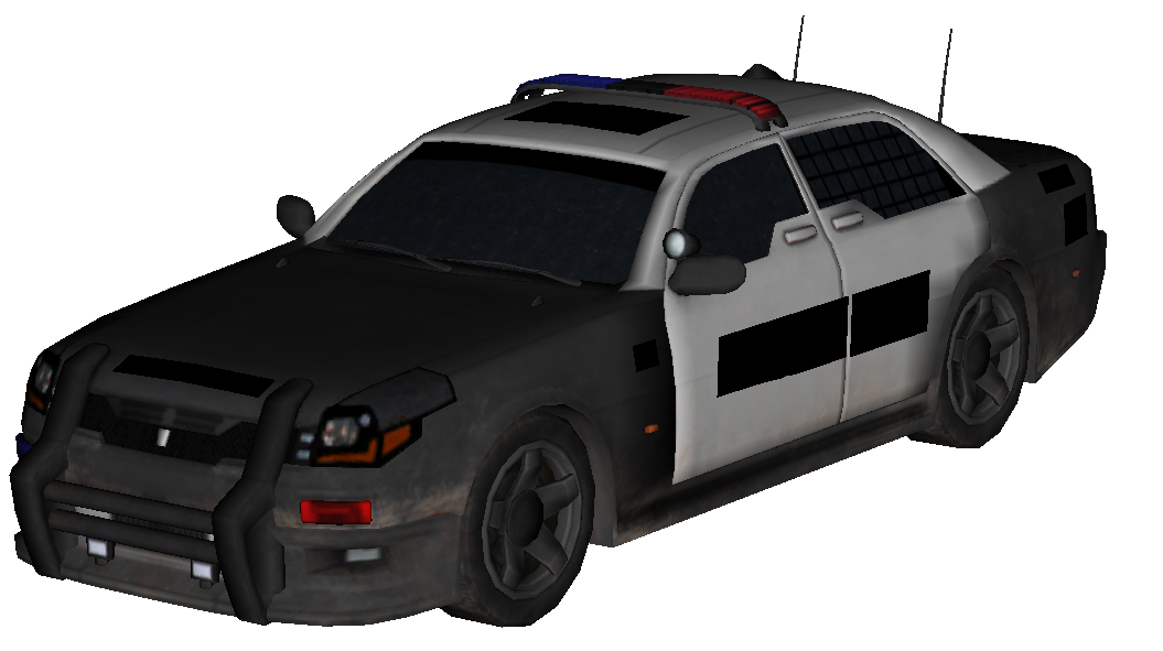 Image - LAPD Squad Car model BOII.png | Call of Duty Wiki ...