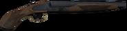 Sawed-Off Shotgun Grip model WaW