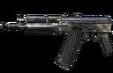 AK-74u Side View BOII