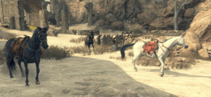Horses BOII