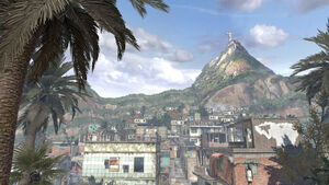 Favela Map MW2