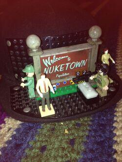 Personal Zombiehunter115 Lego Hat 1