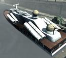 Osa-II missile boat