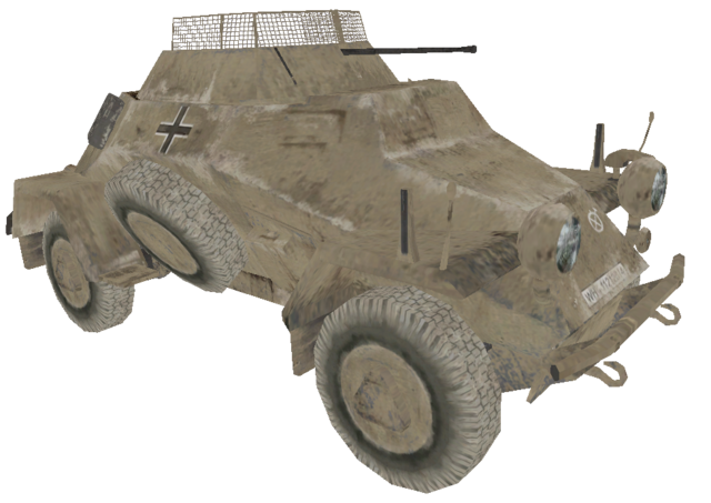 File:Sd. Kfz. 222 Afrika Korps model CoD2.png