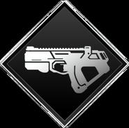 Gun Game Icon IW