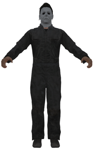 File:Michael Myers model CoDG.png
