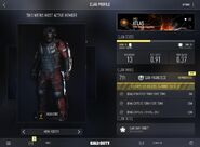 COD AW (app) Clan Profile - Full View