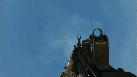 Modern Warfare 3 - L86 LSW Demonstration