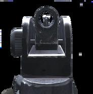M4A1 Iron Sights CoD4