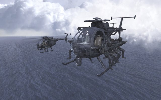 File:MH-6 Little Bird The Gulag MW2.png