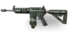 M4A1 menu icon MW3