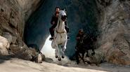 Horses Front BOII