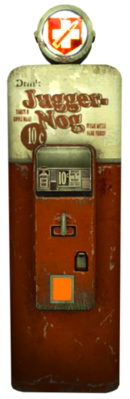 Juggernog Machine Render