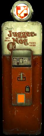 Juggernog Machine Render