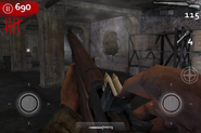 M1 Garand Reloading animation CoDZ