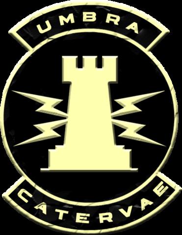 Umbra Catervae emblem MW2