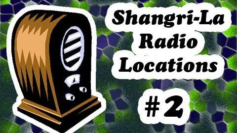 Shangri-La - Secret Radio 2 - After Waterslide Crystal