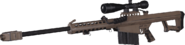 Barrett .50cal Flat Dark Earth MWR
