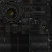 M68 cut texture MW3