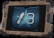 Special Grenades x3 Model MWR