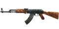 AK47 menu icon CoD4