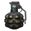 Grenade menu icon BOII