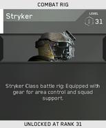 Stryker Unlock Card IW