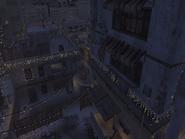 Buildings Winter Crash CoD4