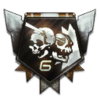 Super Kill Medal BOII