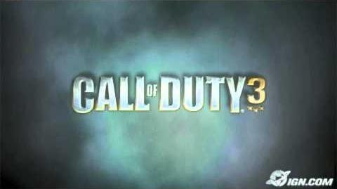 Call of Duty 3 Soundtrack - Call of Duty