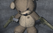 Giant teddy bear Lockdown MW3