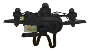 Maxis Drone model BOII