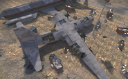 C-130 Enemy of my Enemy MW2