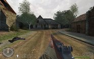 Garage Normandy Route N13 CoD1