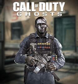 Hesh Multiplayer Skin CoDG