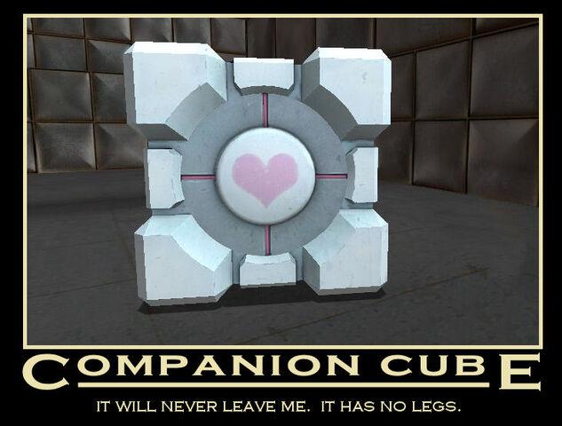 File:Companion Cube.jpg