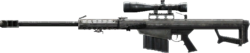 Barrett .50cal Menu Icon MWR