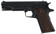 Colt M1911 third person WaW