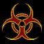 Biohazard Emblem MW2