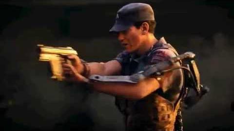 "Advanced Warfare EXO ZOMBIES ""INFECTION"" - OUTRO CINEMATIC CUTSCENE!"
