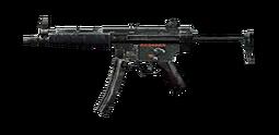 MP5 menu icon CoD4