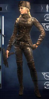 Natasha Character CoDO