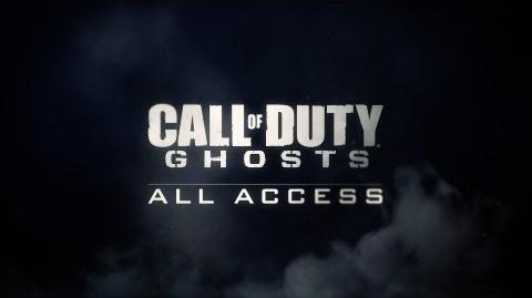 Official Call of Duty Ghosts - All Access Gameplay Preview