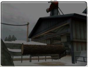 Isolation MW3 DS
