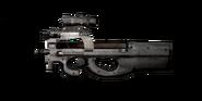 Weapon p90 acog