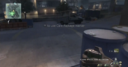 Care Package air support marker Special Delivery MW3