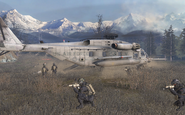 Shadow Company's Pave Low Loose Ends MW2