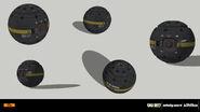 Smoke Grenade concept IW