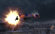 Presents bomb Winter Crash COD4