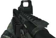 AA-12 Holographic Sight MW3